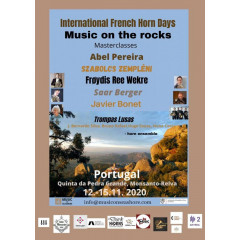 "International French Horn Days ""Music on the Rocks"" - Masterclass"