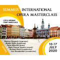 Masterclass for opera singers in the South Bohemian Theater.