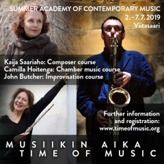 Time of Music Summer Academy Improvisation Course