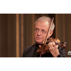 Prof. Boris Garlitsky, violin, Blackmore Intl. Music Academy