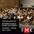 Forum Musikae - International Music Academy - Madrid - Spain