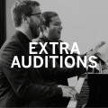 EXTRA VIDEO AUDITIONS for Tenors, Baritones, Basses and Pianists