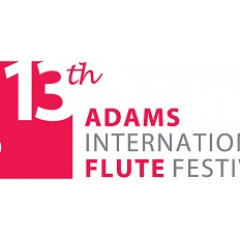13th Adams International Flute Festival