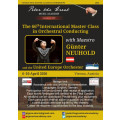 The 66th International Master Class in Orchestral Conducting