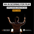 MA in Scoring for Film & Visual Media