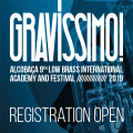 Gravíssimo! Low Brass International Academy and Festival