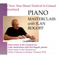 Masterclasses - Switzerland - New Year Music Festival Gstaad