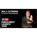 MA in Scoring for Film - Online Event