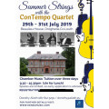 Summer Strings with ConTempo Quartet at Beaulieu House & Gardens