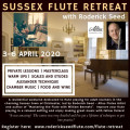 Sussex Flute Retreat with Roderick Seed