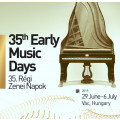 35th Early Music Days