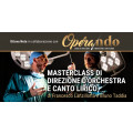 Operando 2020 Masterclass for Conductors and Singers