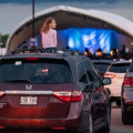 Would you go to a drive-in symphony concert? Here's what the OSM's looked like.