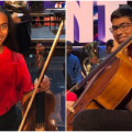Chineke! Junior Orchestra found out it had reached the semi-final of ITV's Britain's Got Talent