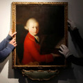Rare 1770 portrait of teenage Mozart to be auctioned in Paris