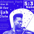 Cincinnati Violin Vigil for Elijah McClain to Take Place in Washington Park