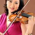 Lynnette Seah, Co-Concertmaster of the Singapore Symphony Orchestra