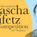 Semi-Finalists Announced for Lithuania's 2021 Heifetz Violin Competition