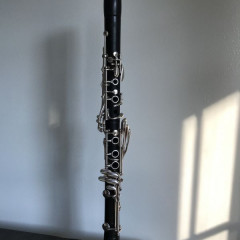 Buffet Divine Bb - Buffet RC A clarinet - B&H Imperial Eb, pic 1