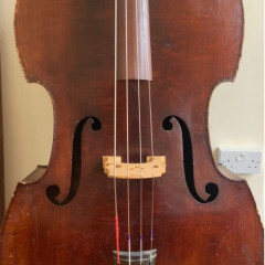 French Thibouville  Lamy Double Bass, pic 1