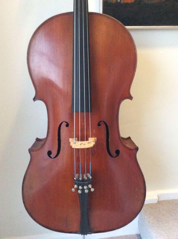 goffriller cello value