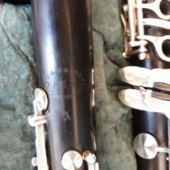 Wolfgang Dietz Reform Boehm Clarinets Set A & Bb Model 585, pic 2