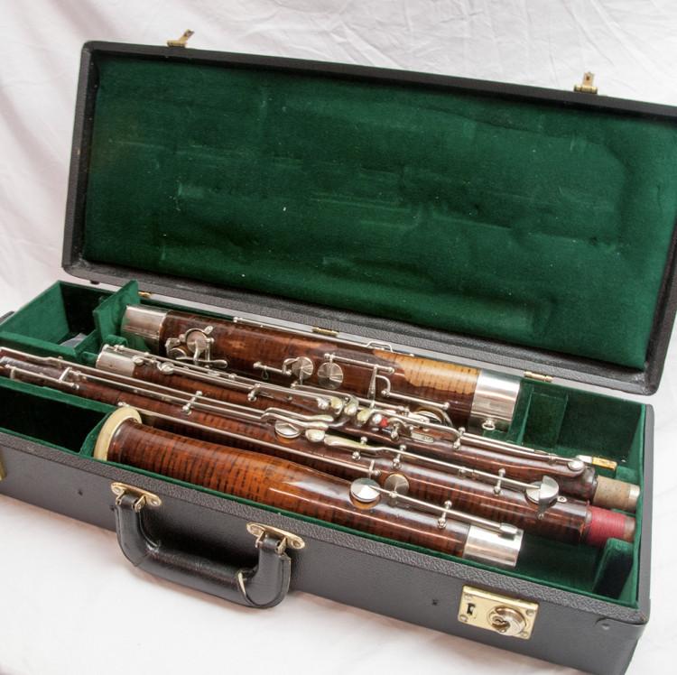 Instrument Sale: Heckel Bassoon 7652