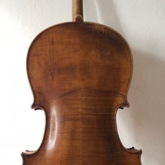Georg Adam Krausch Cello, Vienna 1815, pic 2