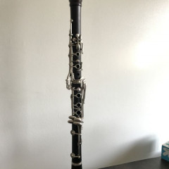 Buffet Divine Bb - Buffet RC A clarinet - B&H Imperial Eb, pic 2
