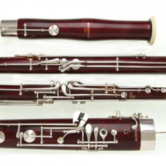 Heckel 7000 series bassoon, pic 1