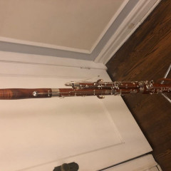 2015 Moosmann Model 150E Professional Bassoon, pic 2