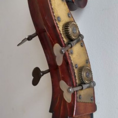 French Thibouville  Lamy Double Bass, pic 3