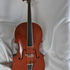 Baroque cello by gold medalist Clive Morris, pic 1
