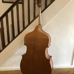 Paul Bryant Soloist Model Double Bass no.122, pic 3