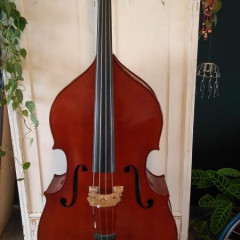 German Double Bass, pic 1