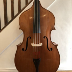 Paul Bryant Soloist Model Double Bass no.122, pic 1