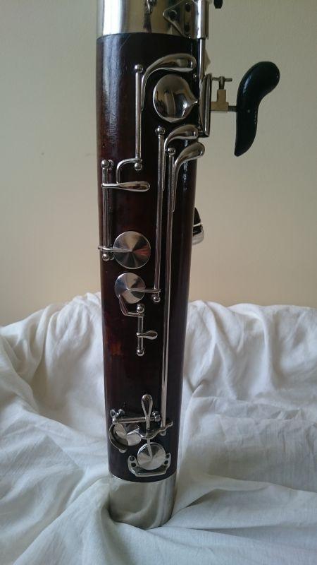 Instrument Sale: Heckel 49**