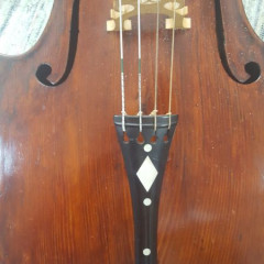 Baroque Cello - Italian, maker unknown, mid 19th c, pic 3