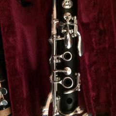 Buffet RC Prestige Bb Clarinet, Used Very Good Condition, pic 3