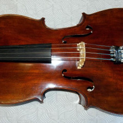 STENTOR MESSINA ORCHESTRAL CELLO. APPROX. 12 YEARS OLD, pic 1