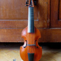 6 string pardessus de viole after Nicolas Bertrand 1714