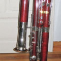 Selmer Paris Model 41 Contrabass Clarinet - Woodwind ...