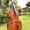 Double bass, German, Lowendahl c.1890