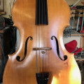 5 Stringed Double Bass, Made By Michael J Hart, England 1991