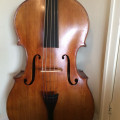 5 string violin cornered Czech,Hungarian