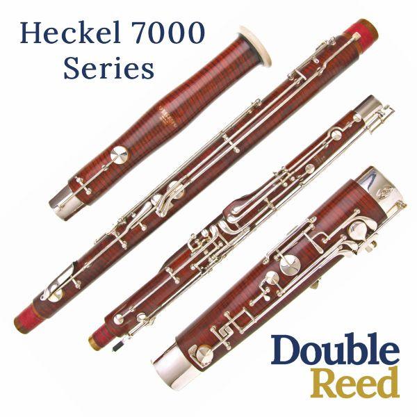 Instrument Sale: Heckel 7000 Series bassoon