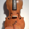 Fine and rare Italian violin ca. 1750,  Circle of Carcassi