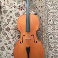 Cello for sale (P.Tsakalis, Greece, 20 years old)