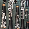 Wolfgang Dietz Reform Boehm Clarinets Set A & Bb Model 585