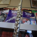 Ex Display New Yamaha 677HUK Flute - Open Holed - Low B foot